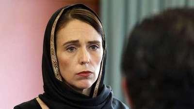 Image result for نخست وزیر نیوزیلند خانم جاسیندا آردرن